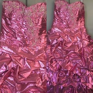Alyce Designs Jr. Pageant Gown